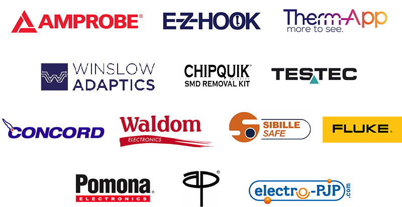 Warwick Test Supplies Suppliers logos